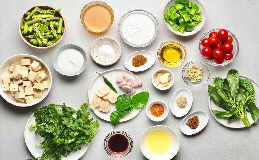 Ce ingrediente sunt necesare in bucataria unui vegetarian?